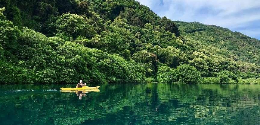 Kayak tour sul Lago di Castel Gandolfo