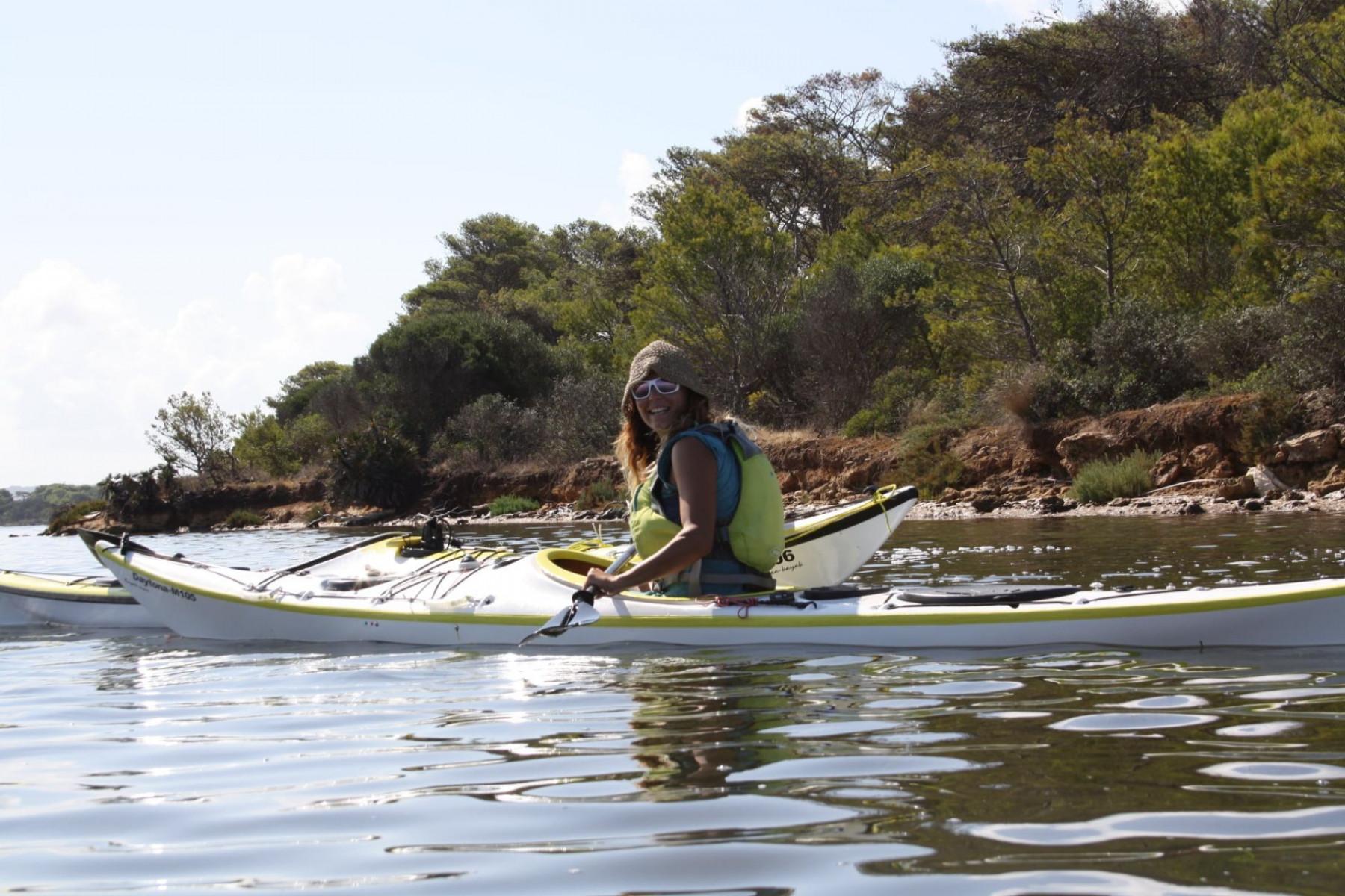 Escursione in kayak alla Riserva Naturale dello Stagnone