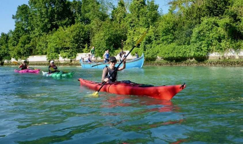 Kayak Tour alla scoperta della Laguna di Venezia
