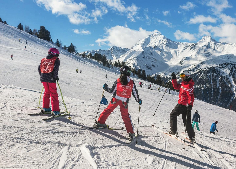 Lezione privata di sci a Bormio per tutti i livelli