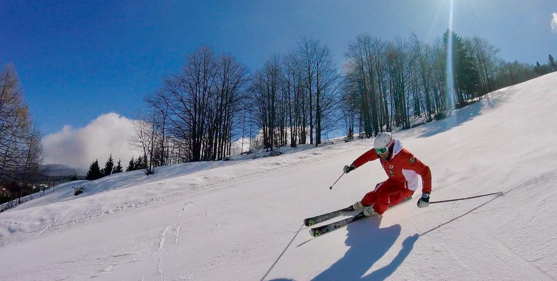 Lezione privata di sci a Piancavallo per tutti i livelli