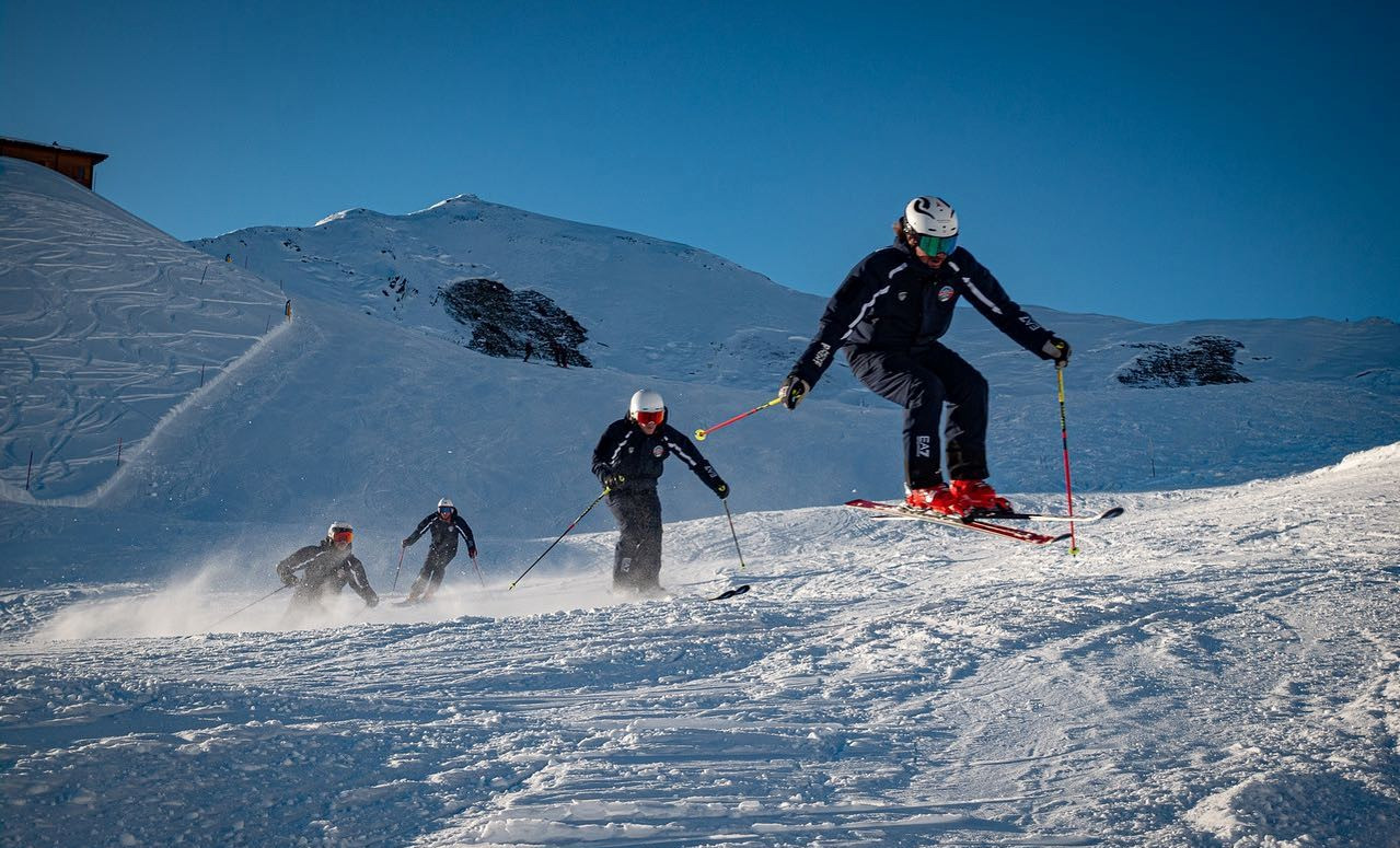 Lezione privata di sci a Ponte di Legno per tutti i livelli