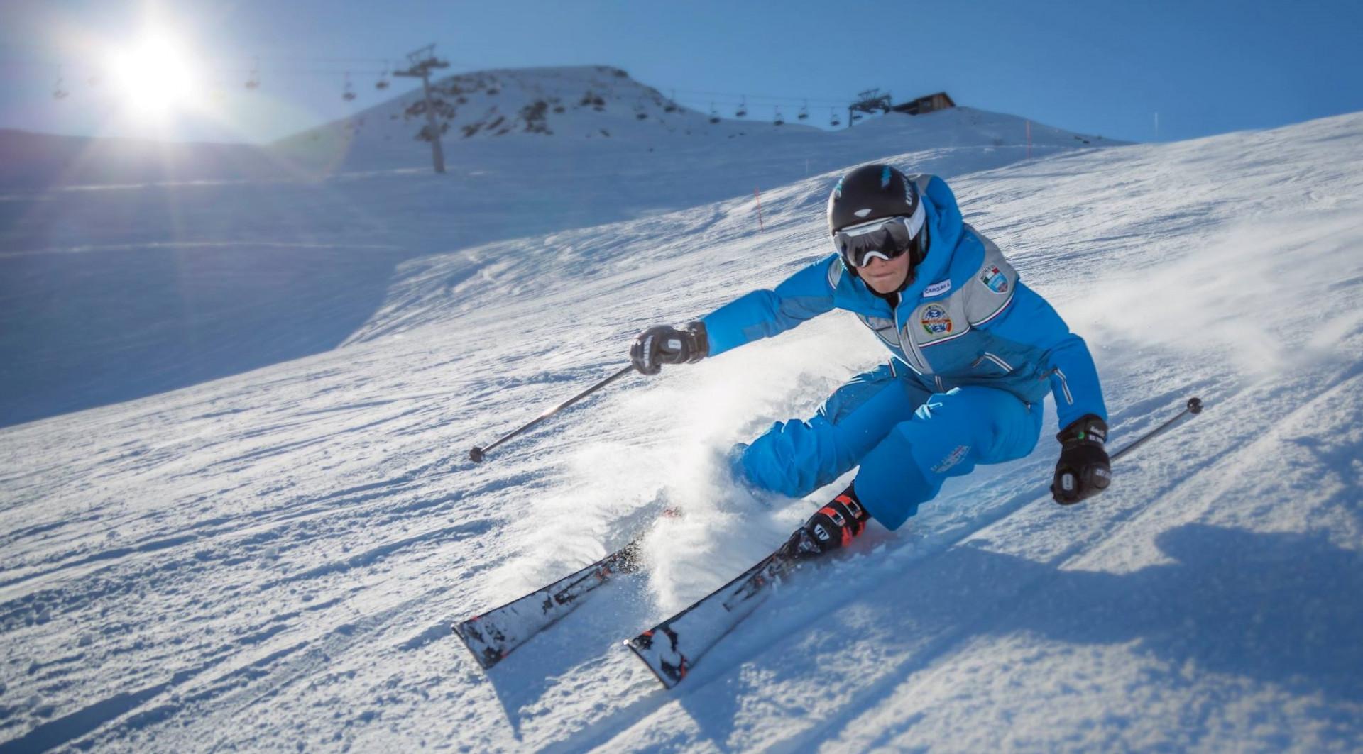 Lezione privata di sci a Sauze d'Oulx per tutti i livelli