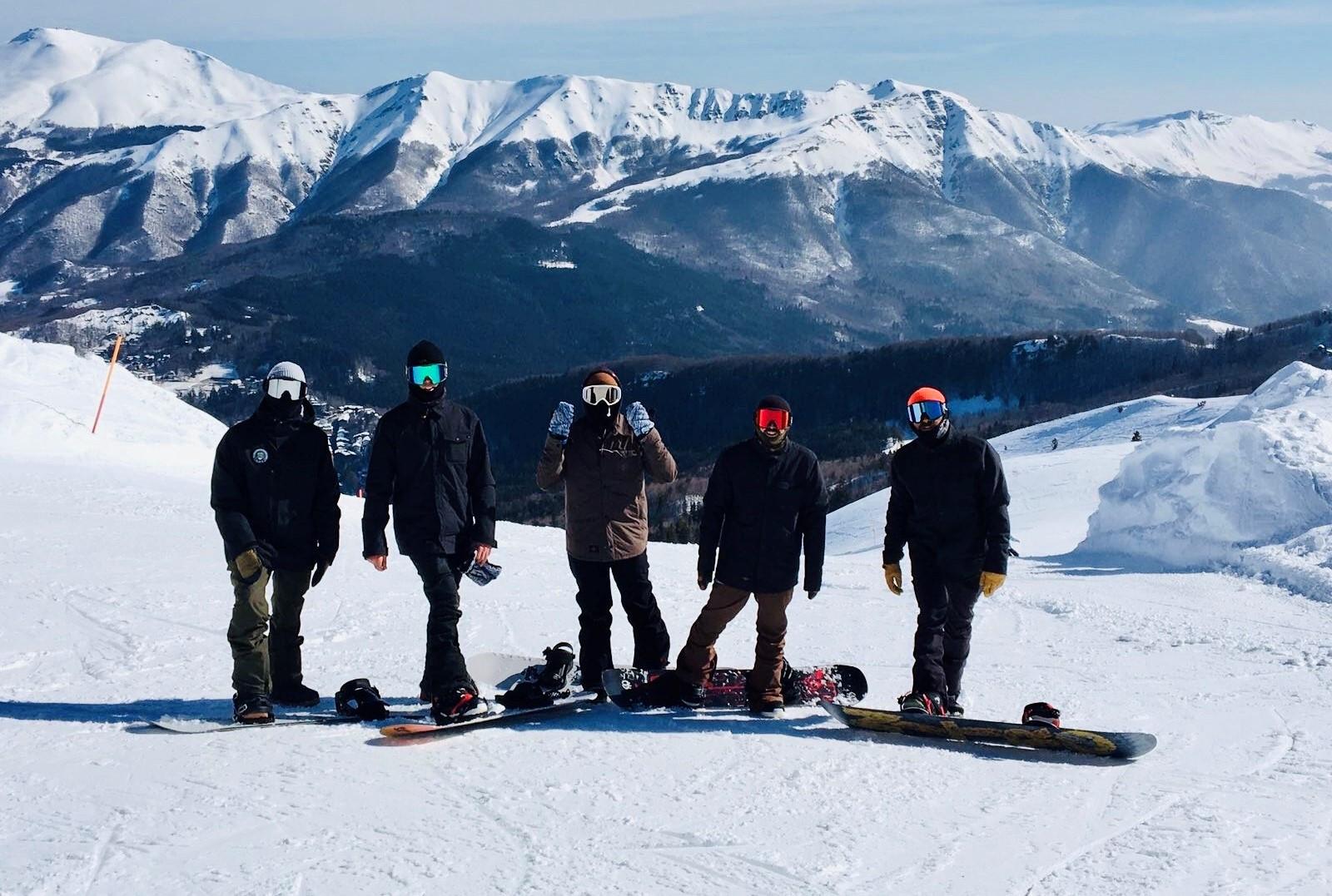 Lezione privata di snowboard ad Abetone per tutti i livelli
