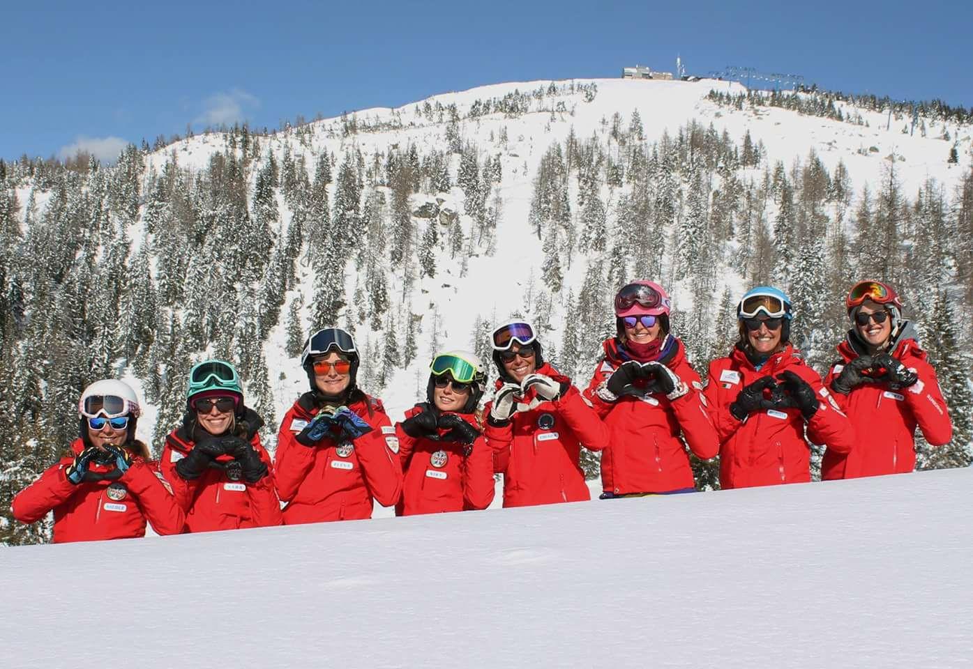 Lezione privata di snowboard sul Monte Verena per tutti i livelli