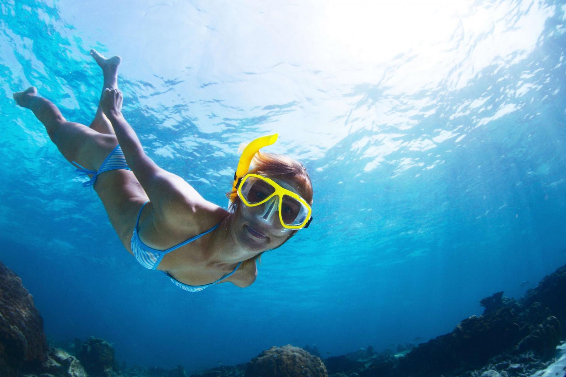 Mezza giornata in barca e snorkeling in Costiera Amalfitana