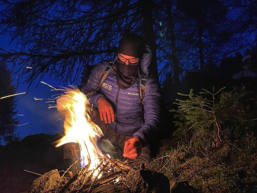 Mini-corso di bushcraft e survival in Val di Sole
