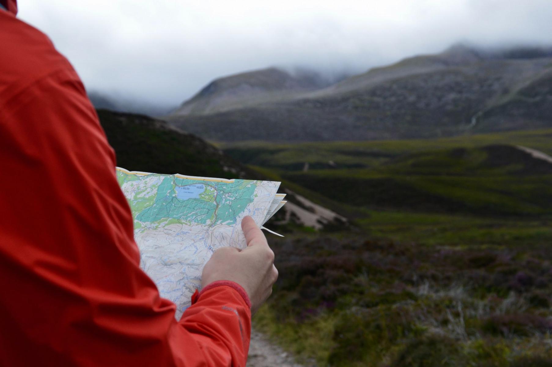 Missioning, survival e orienteering sui Monti Simbruini