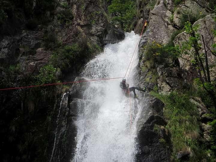 Mountain-bike tour, canyoning sul Sesia e grigliata