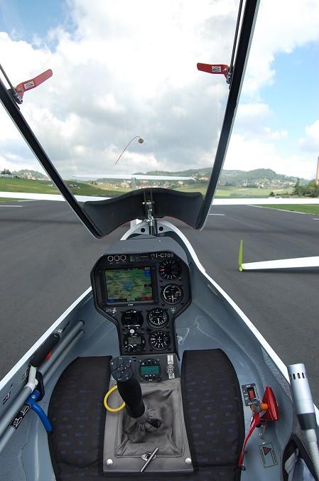 Pilota di aliante per un giorno a Modena