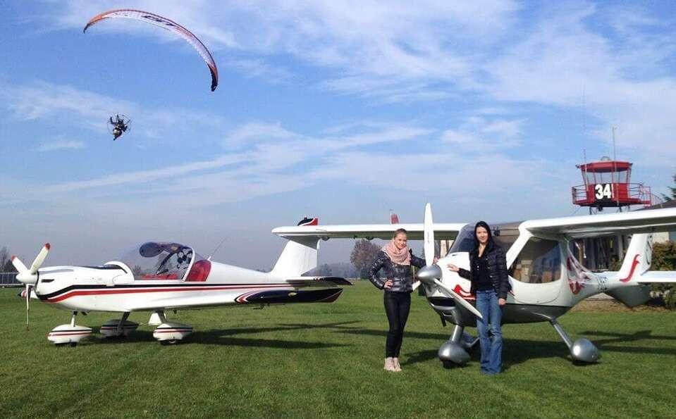 Pilota per un giorno a Dovera (Cremona)