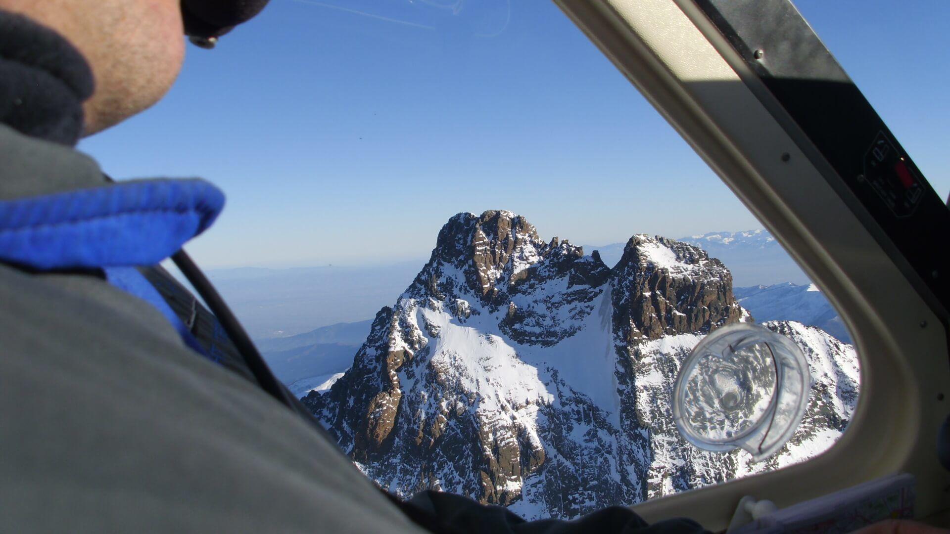 Pilota per un giorno sulle Alpi piemontesi