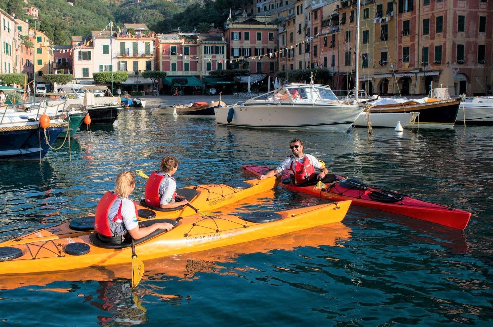 Portofino Kayak Tour