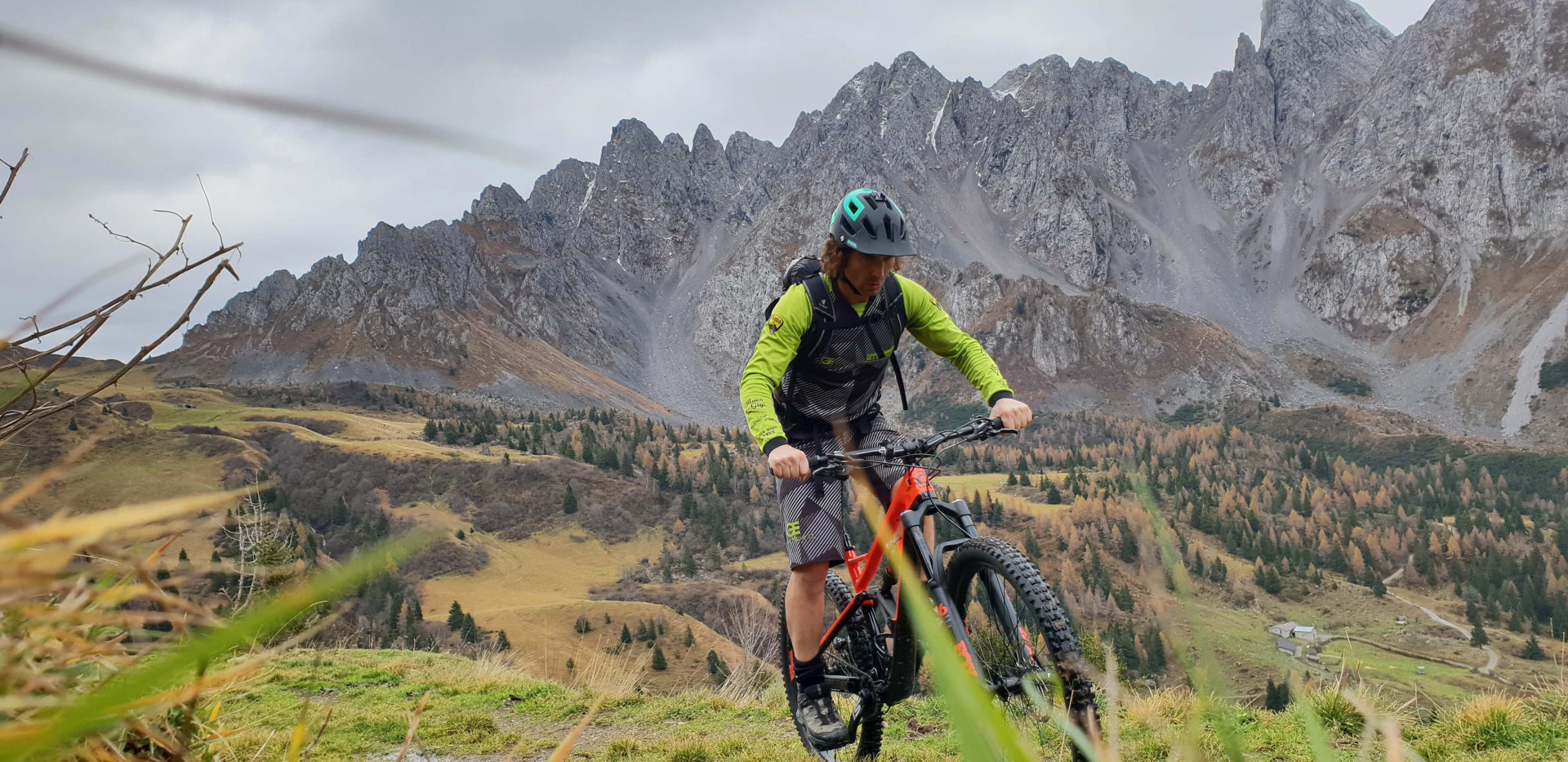 Escursione in e-bike Presolana Extreme in Lombardia