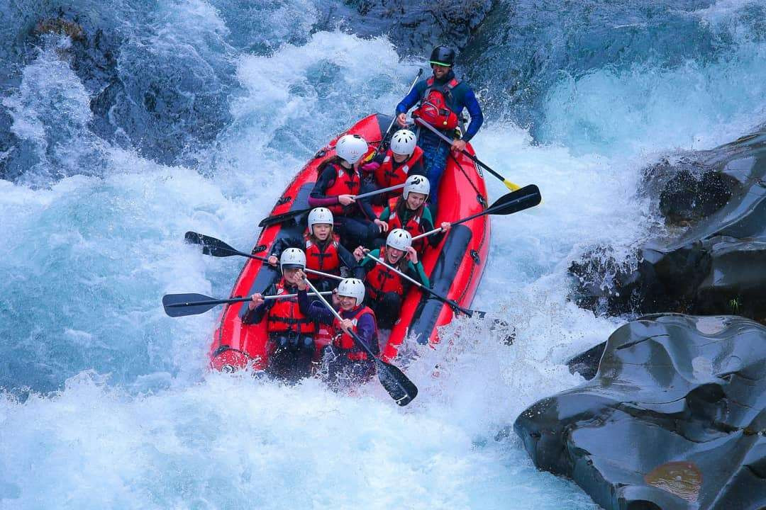 Rafting Adventure sul torrente Lima in Toscana