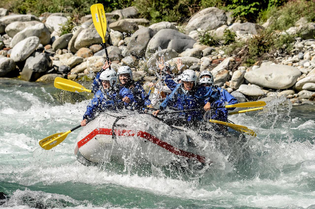 Rafting Classic in Valsesia