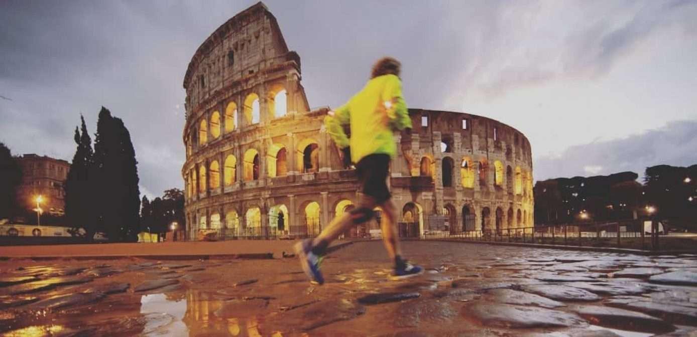 Running tour di 5 km nel cuore di Roma