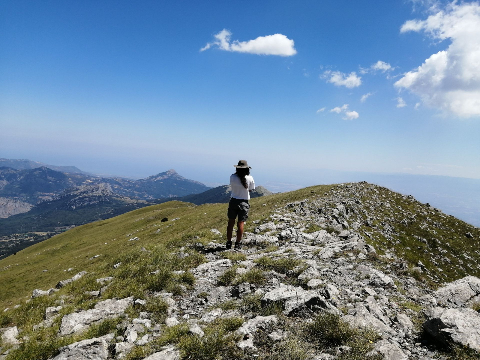 Trekking Serra Dolcedorme nel Parco Nazionale del Pollino