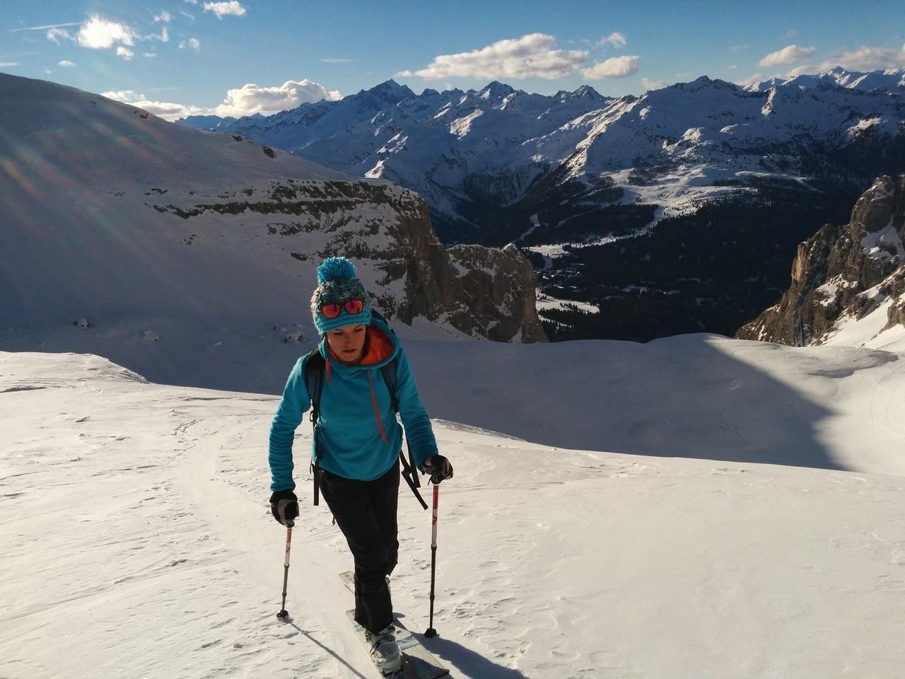 Giornata di Sci-Alpinismo a Pinzolo