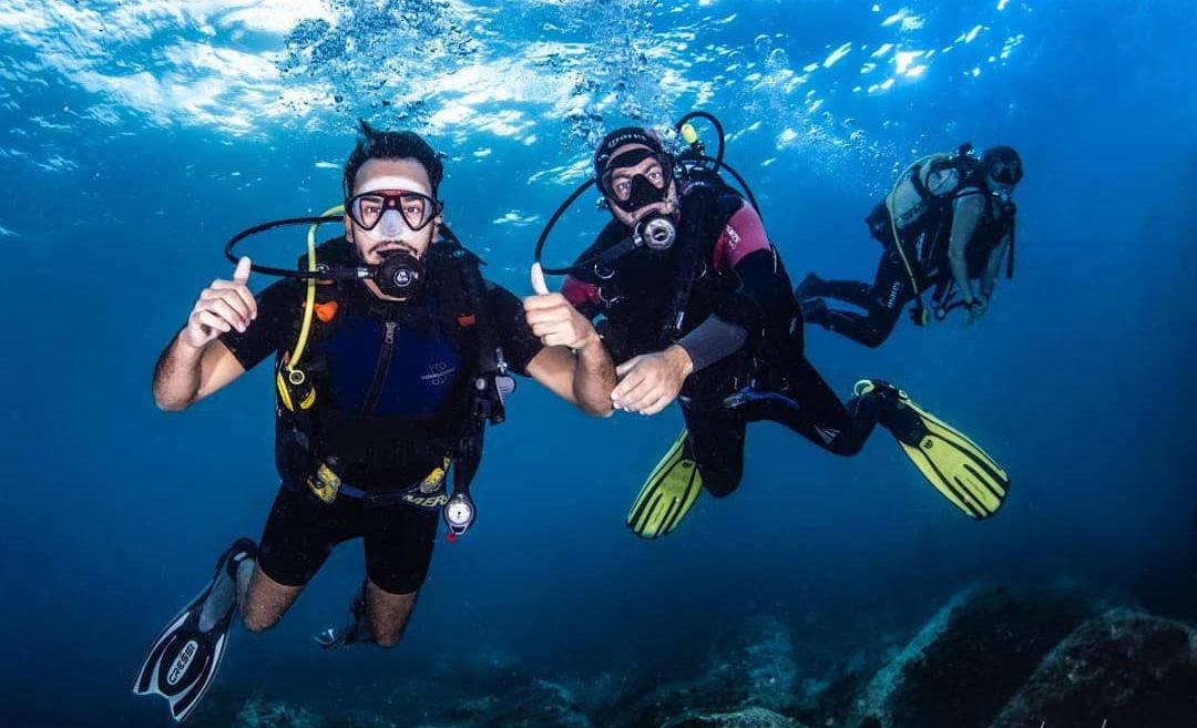 Scuba Diving Experience a Catania
