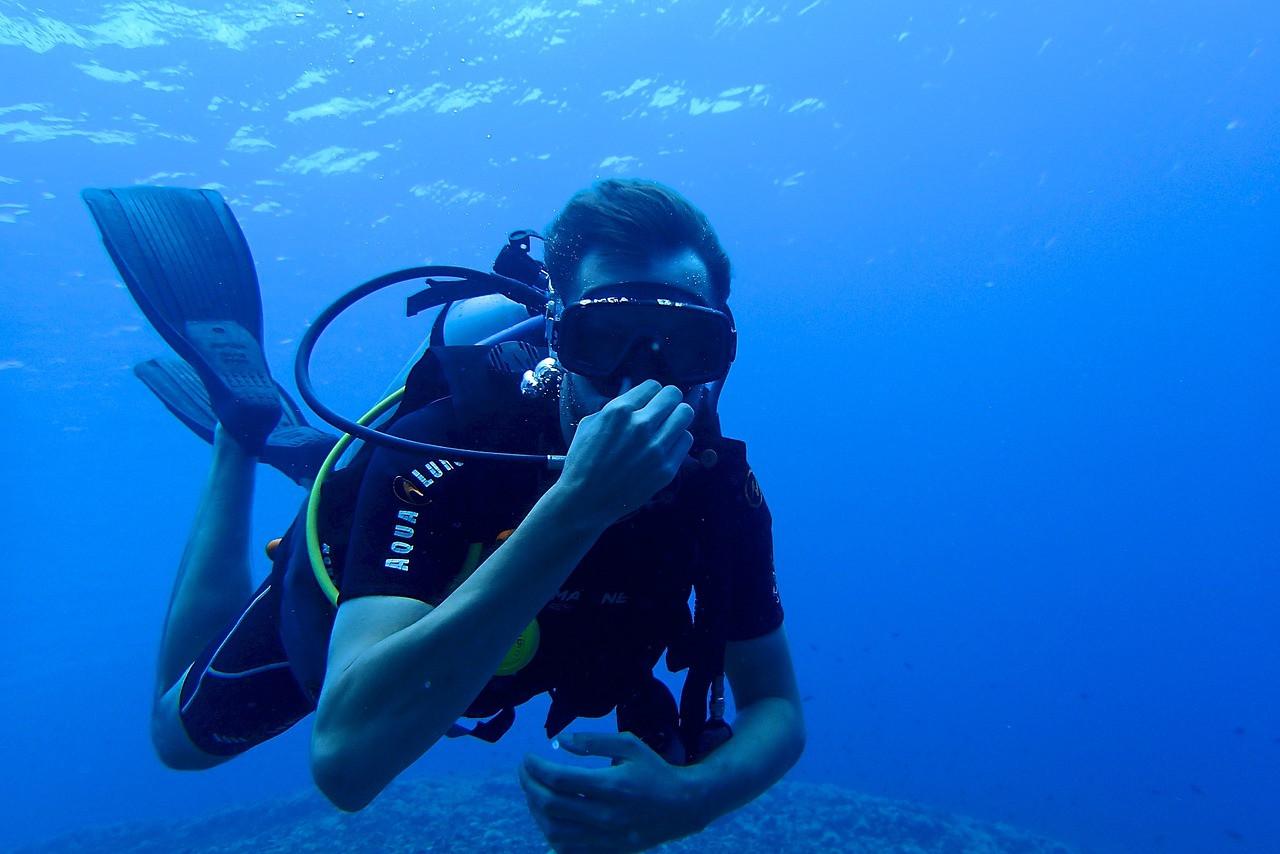 Scuba Diving Experience in Costa Smeralda