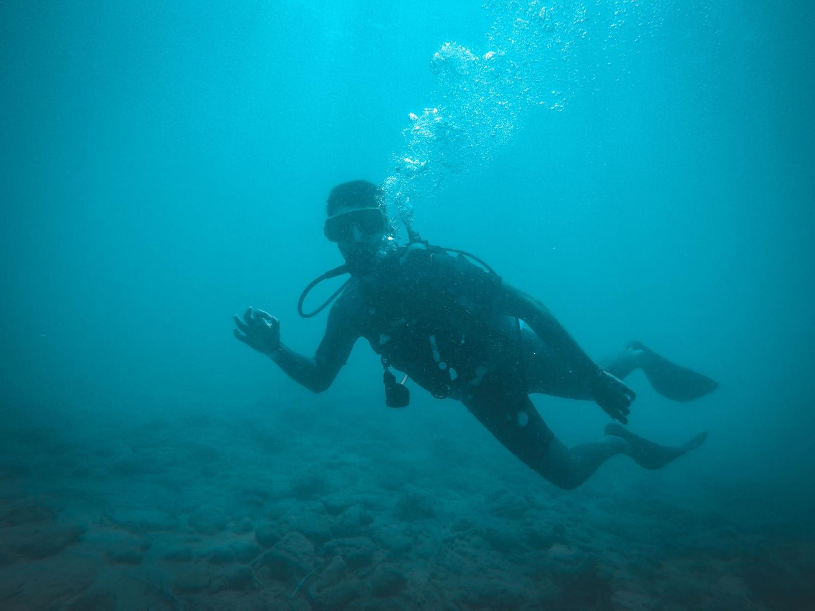 Scuba Diving Experience a Monopoli