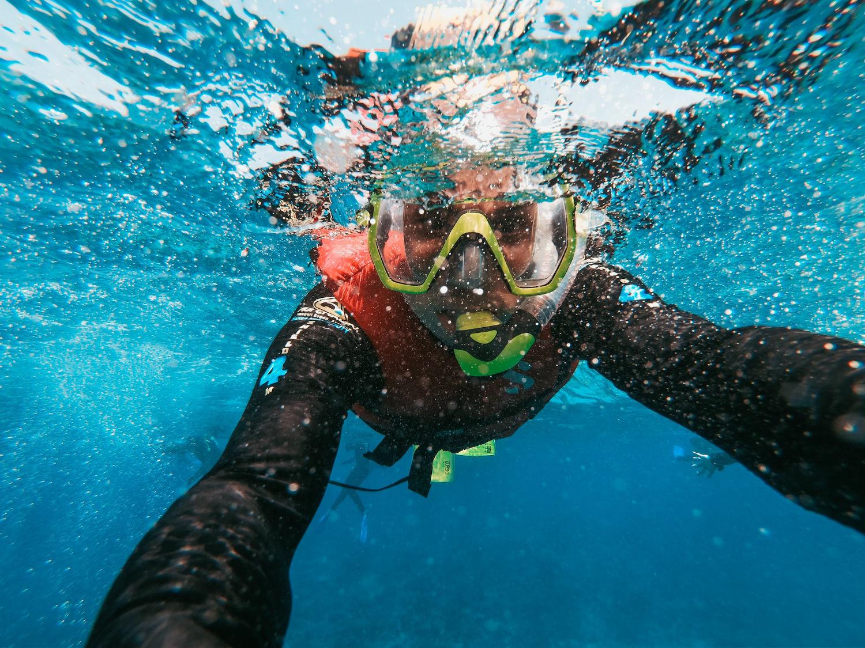 Snorkeling tour nelle baie naturali di Catania