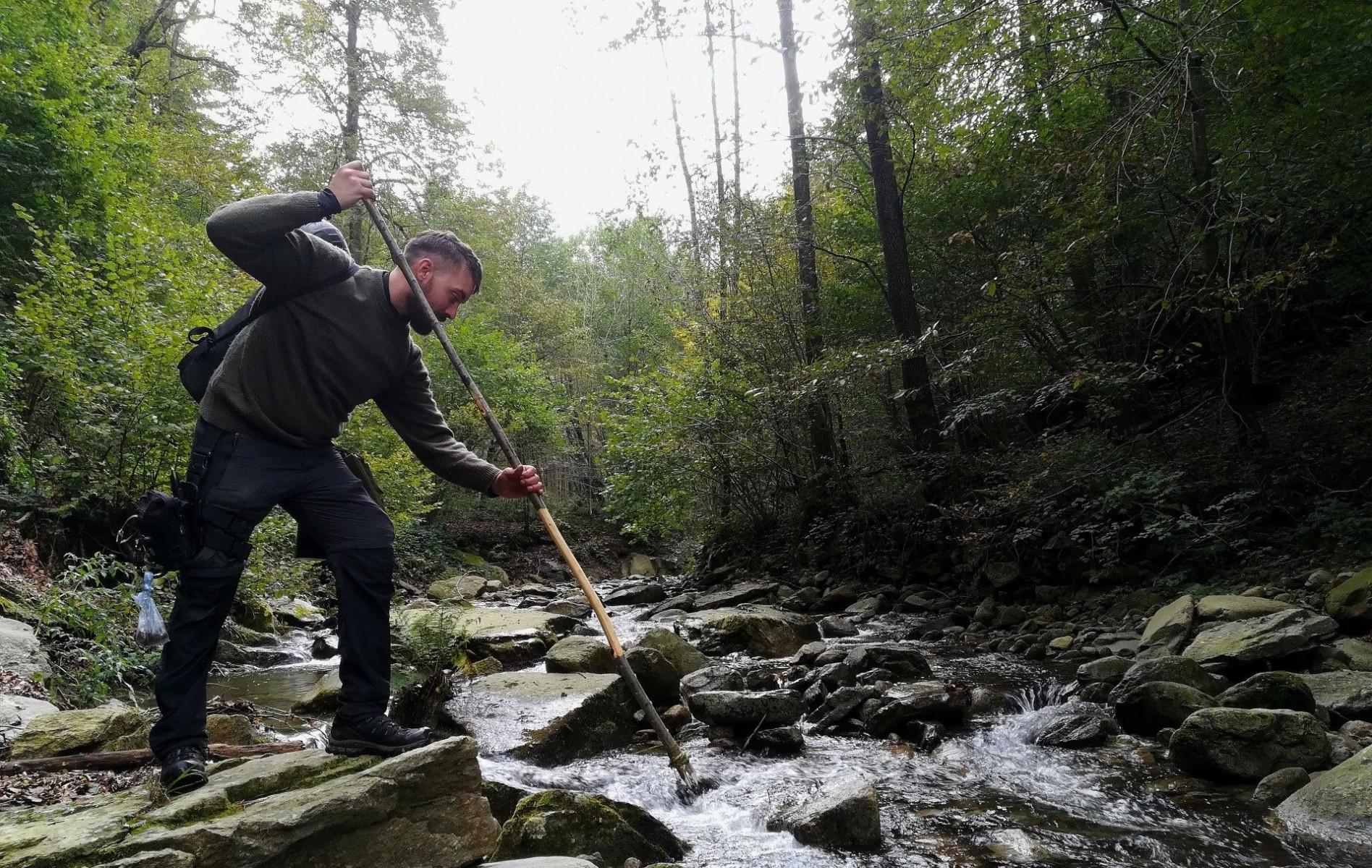 Survival Course Basic Level nel Parco del Ticino
