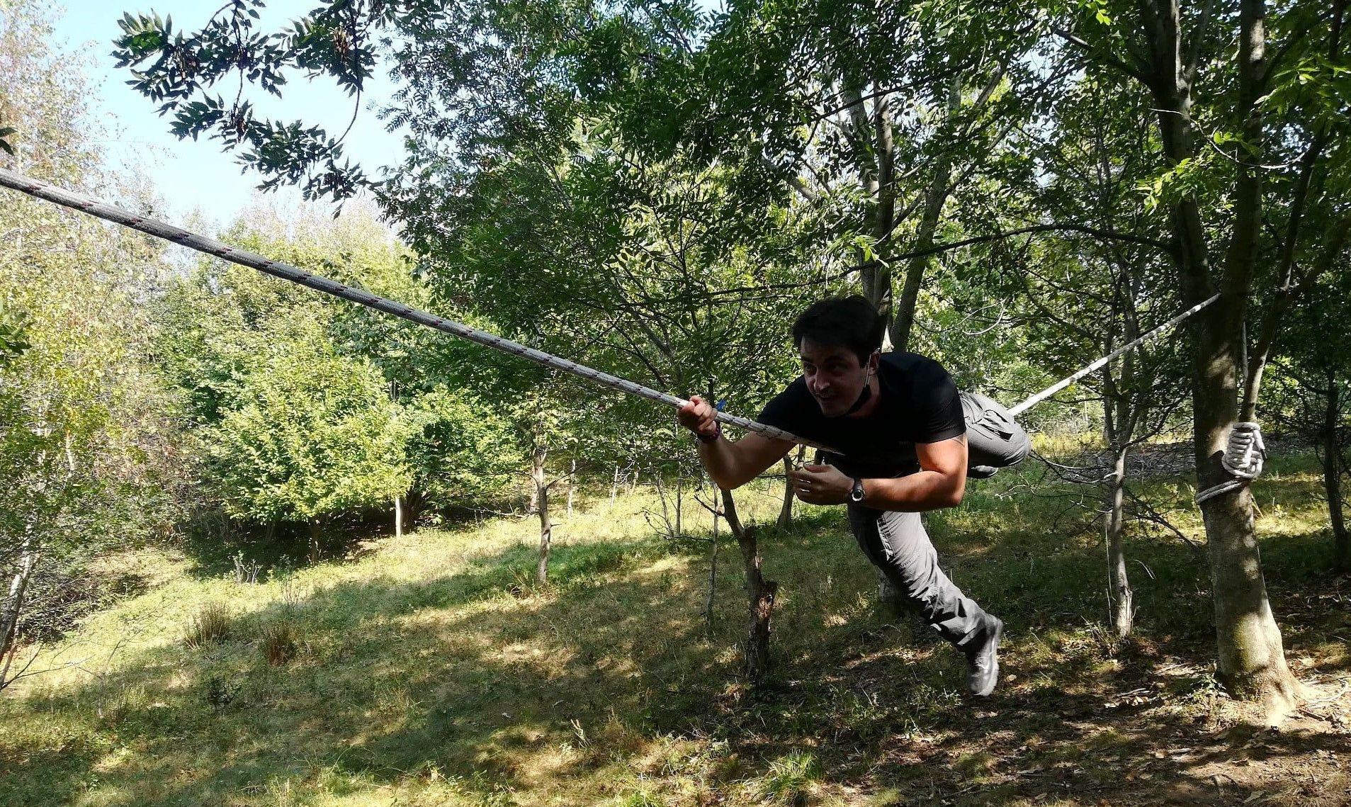 Survival Experience nel Parco del Ticino