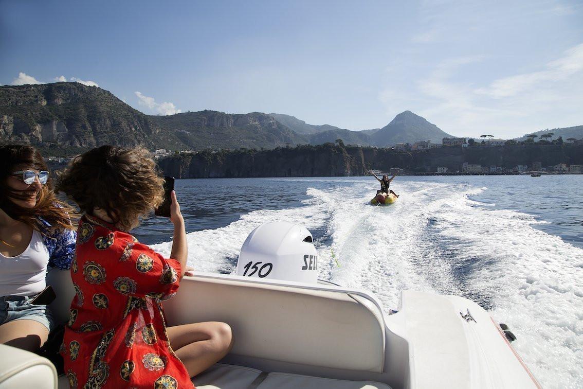 Tour in barca a Capri per Under 30
