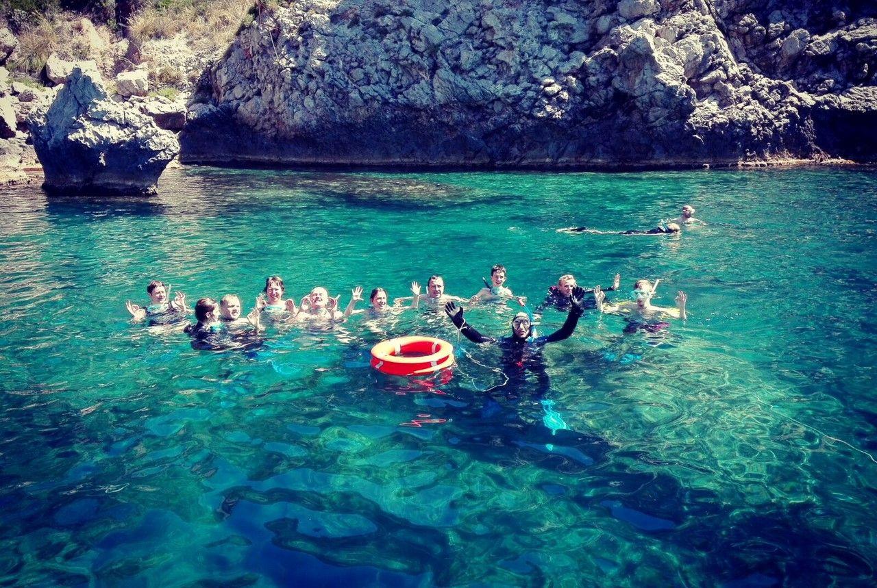 Tour in barca e snorkeling a Giardini Naxos e Taormina