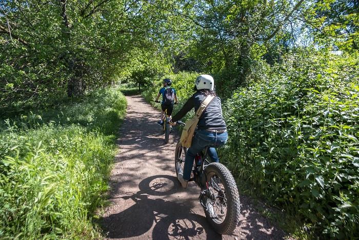 Tour di gruppo in e-bike sull'Antica Via Appia