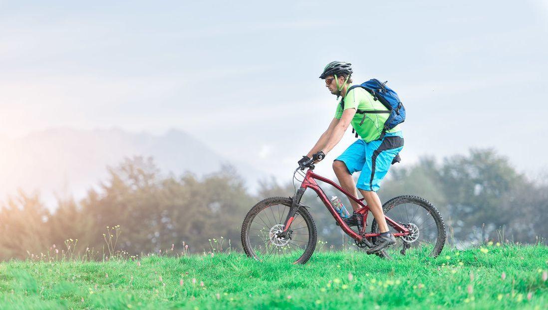 Tour di gruppo in Mountain Bike sul Sellaronda (BZ)