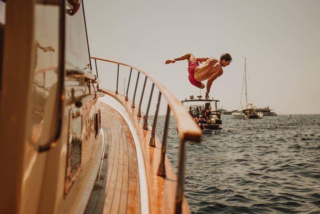 Tour di 3 ore in barca privata a Capri