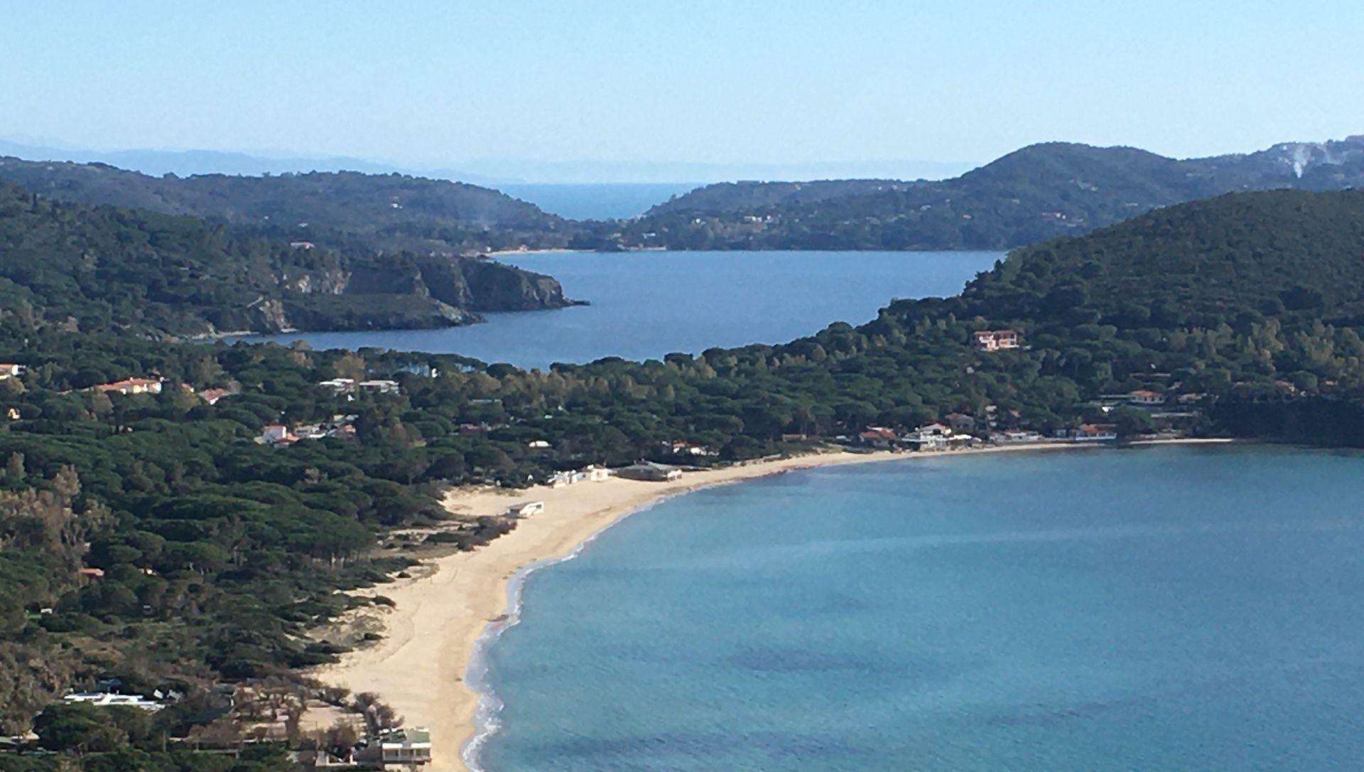 Tour privato in barca sulla costa meridionale dell'Isola d'Elba