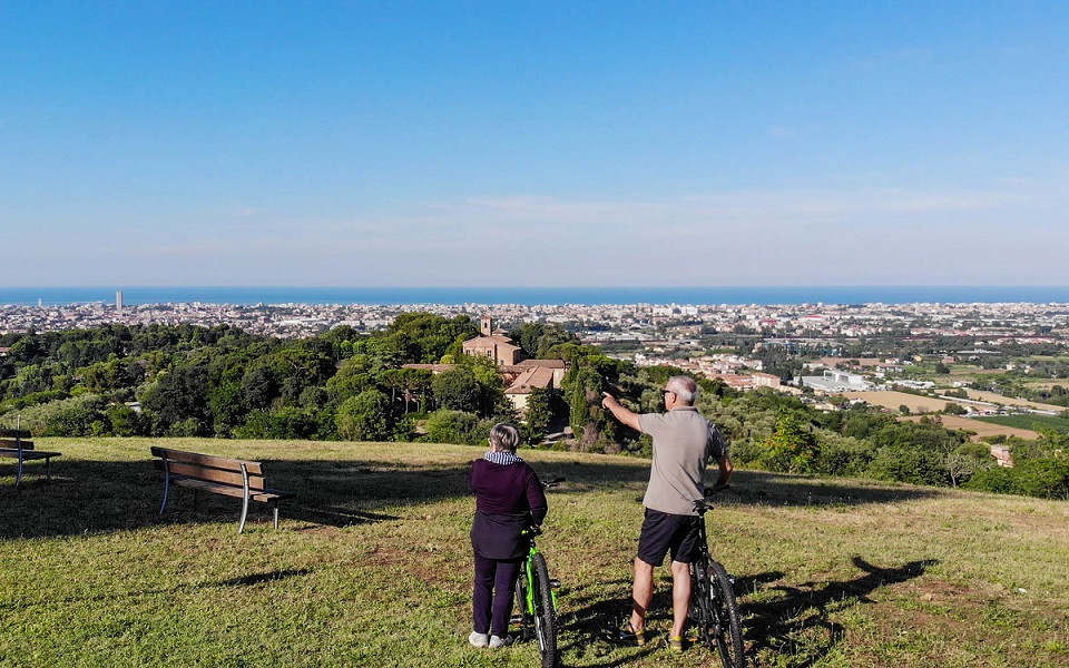 City tour di Rimini in bici elettrica