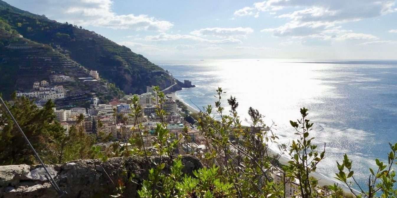 Trekking sul Sentiero dei Limoni in Costiera Amalfitana