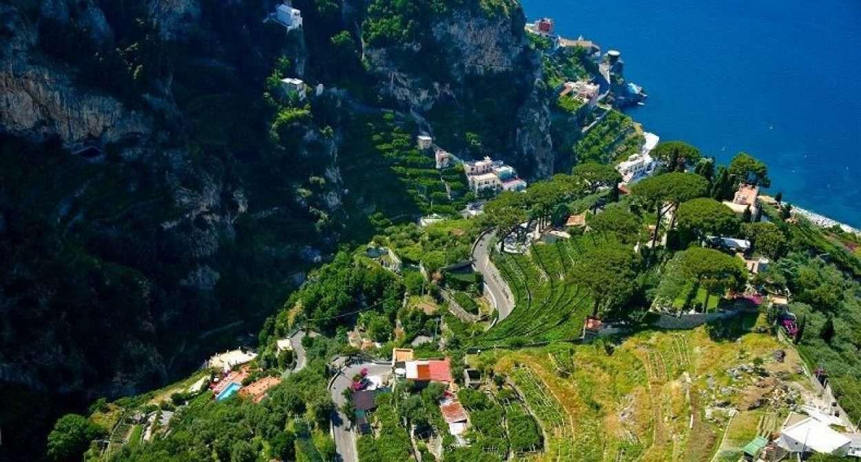 Trekking tour sul Sentiero dell'Avvocata in Costiera Amalfitana