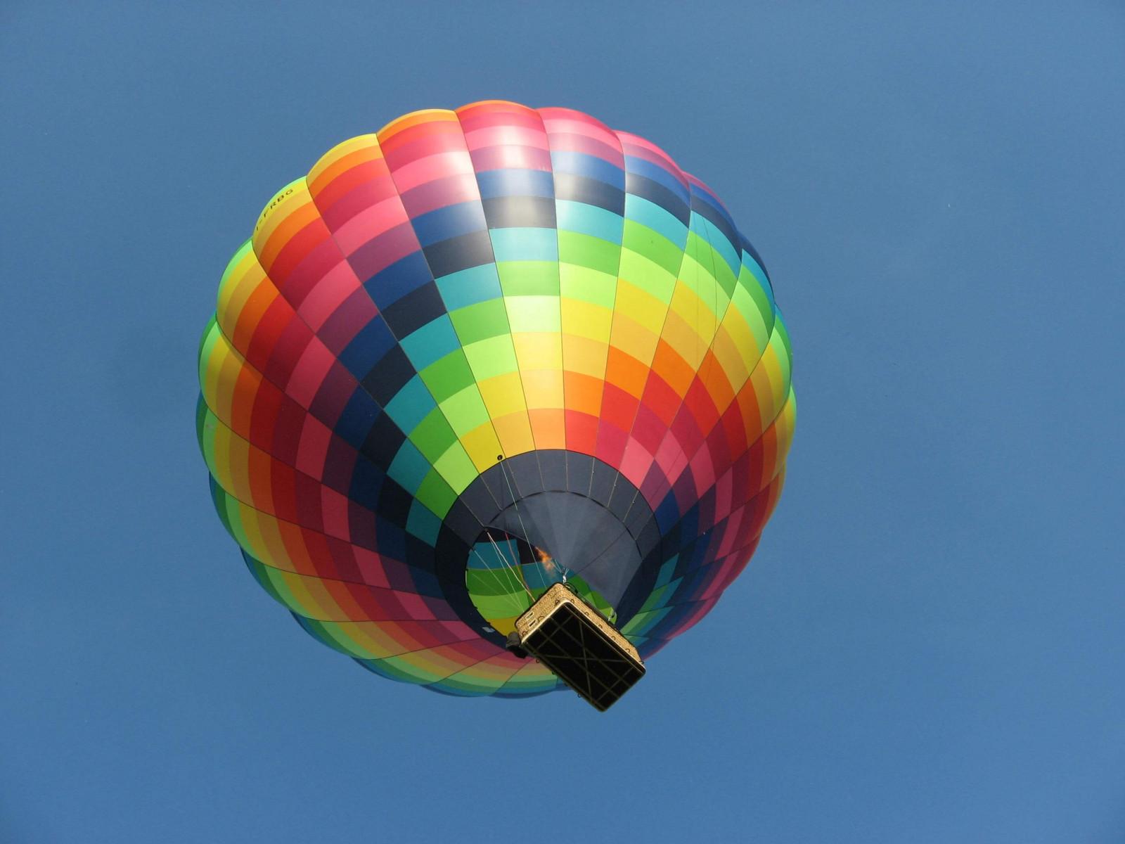 Volo in mongolfiera a San Colombano al Lambro (Milano)