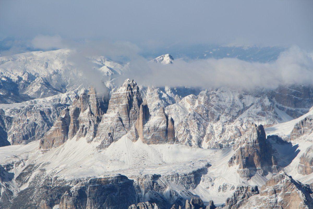 Volo privato in mongolfiera in Val Pusteria