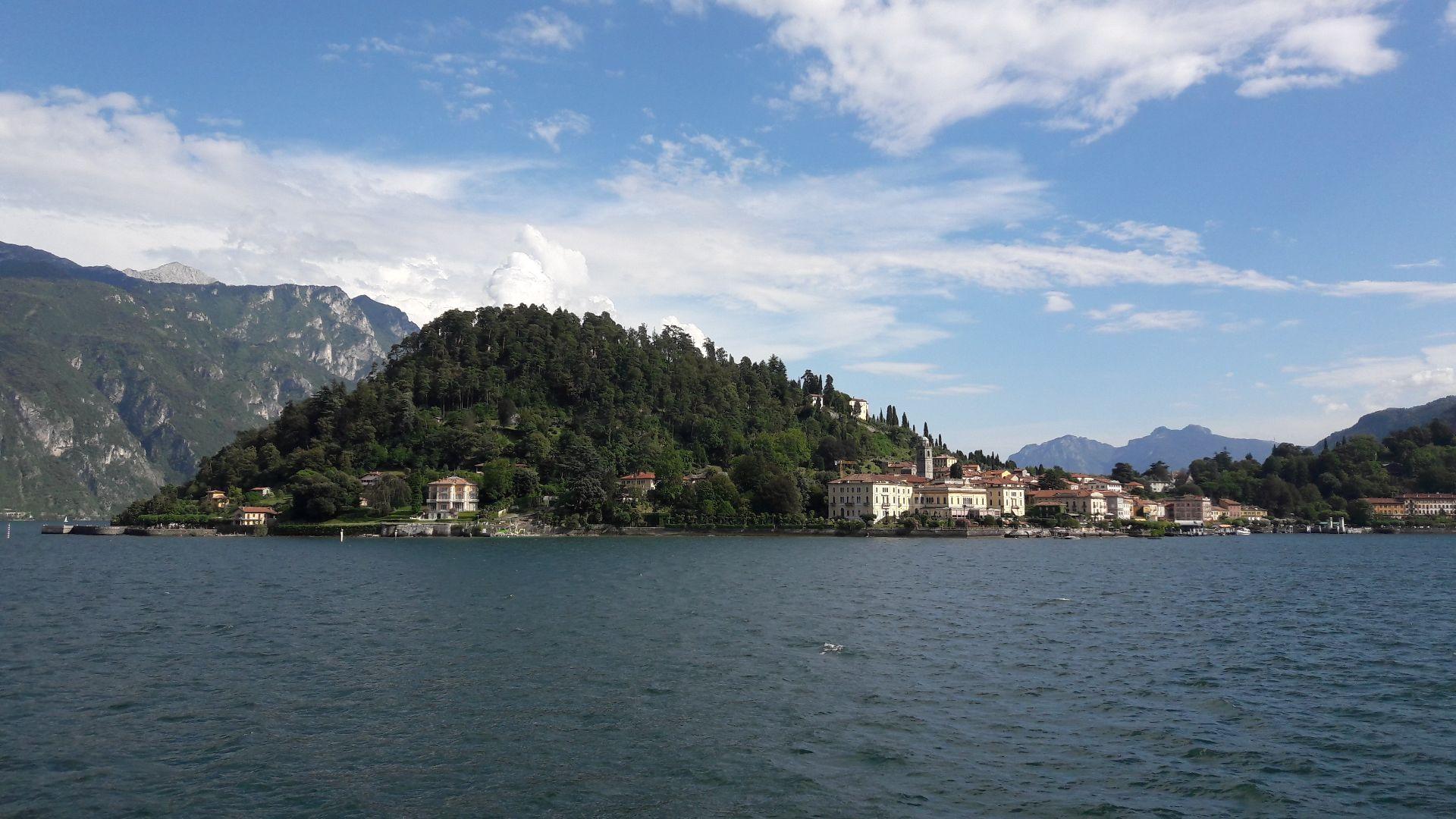 Volo esclusivo in mongolfiera a Bellagio sul Lago di Como