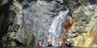 Canyoning Adventure sul Rio Lerca (GE)