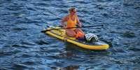 Corso Base di 2 ore di Stand Up Paddle a Malcesine