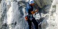 Corso base di arrampicata su roccia in Valtellina