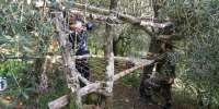 Corso base di sopravvivenza nei boschi della Lucchesia