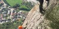Corso di vie Ferrate in provincia di Lecco