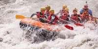 Discesa Rafting Advanced sulla Dora Baltea in Valle d'Aosta
