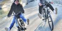 E-bike tour privato a Villa Borghese