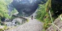 Val Seriana, una ciclabile e il suo fiume in e-bike