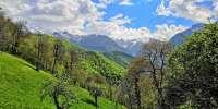 Escursione in e-bike nella Valle delle Meraviglie tra Francia e Piemonte